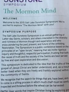 Description of Sunstone according to the program