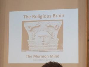 The Religious Brain slide