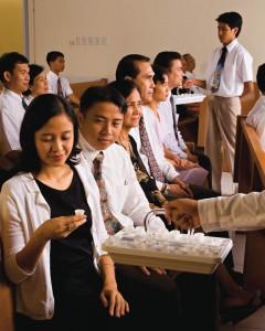 Sacrament Service